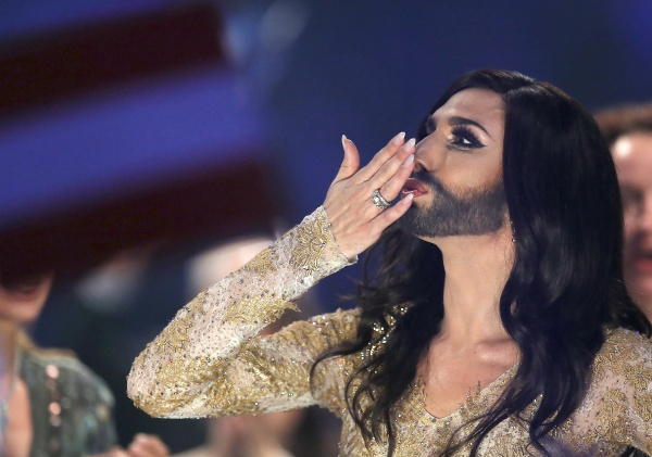 Austria wins the Eurovision Song Contest 2014