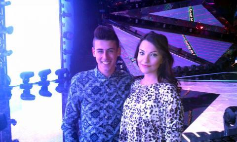 San Marino: Ex Junior Eurovision stars, Michele Perniola and Anita Simoncini to Vienna!