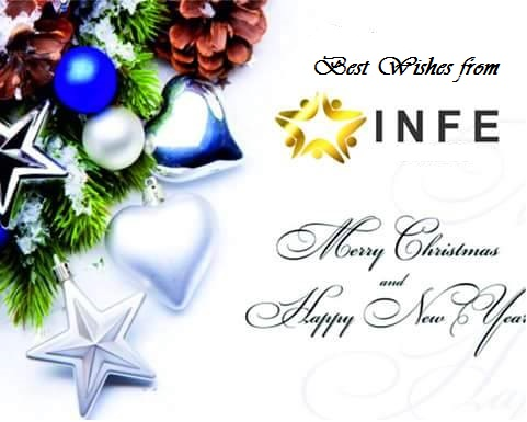 BEST WISHES FROM INFE!