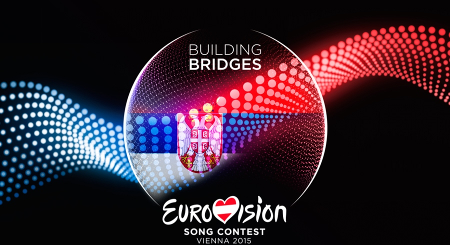 Serbia:  First two artists qualify to the national final