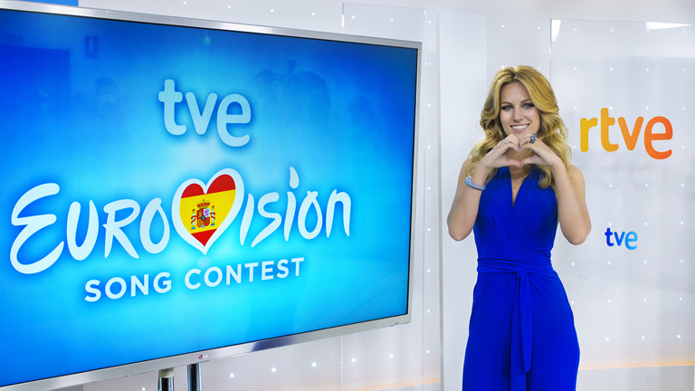 Spain: TVE sends Edurne to give the battle in Eurovision!