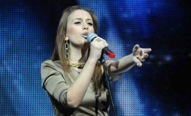 "Albania:  Elhaida Dani is singing ""I'm Alive"" in Vienna"