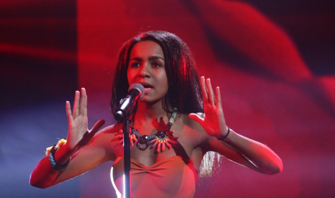 Latvia: Aminata the winner of Supernova!