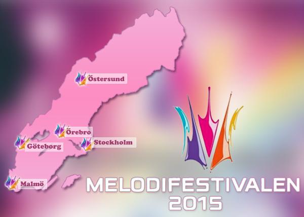Sweden: Melodifestivalen 4th Semi-Final Results.