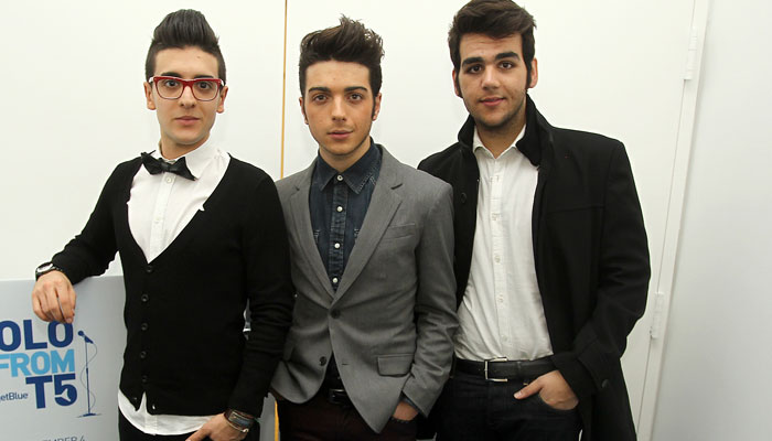 Italy:  Il Volo officially going to Eurovision with Grande Amore