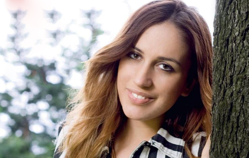 "Albania:  Elhaida Dani's ""I'm alive""  released to the public."
