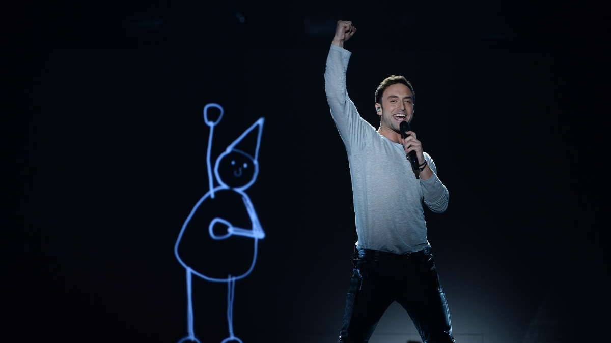 EUROVISION SONG CONTEST 2015 : Sweden the winner With Måns Zelmerlöw