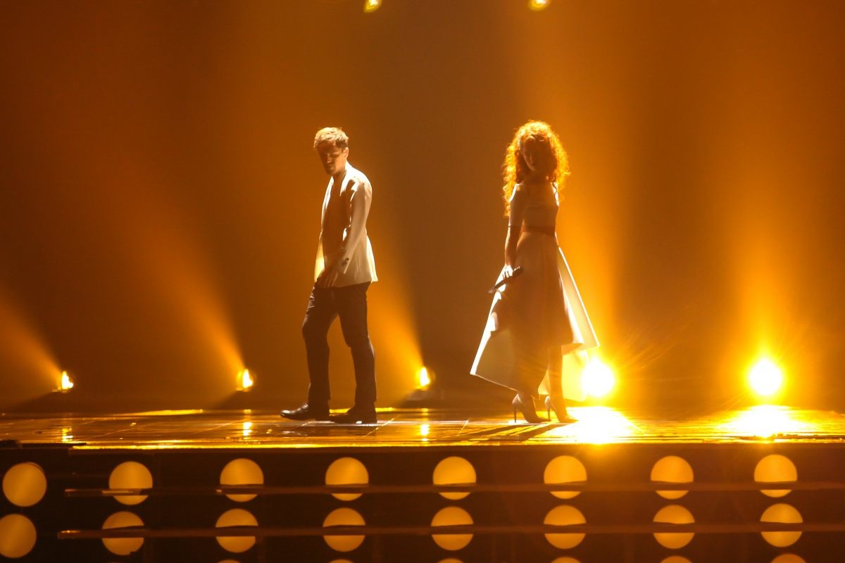 Norway's second rehearsal