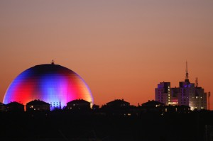 Globe-Arena