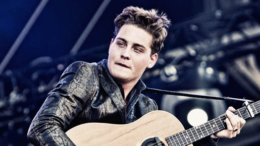 The Netherlands: Douwe Bob selected to perform in Stockholm.