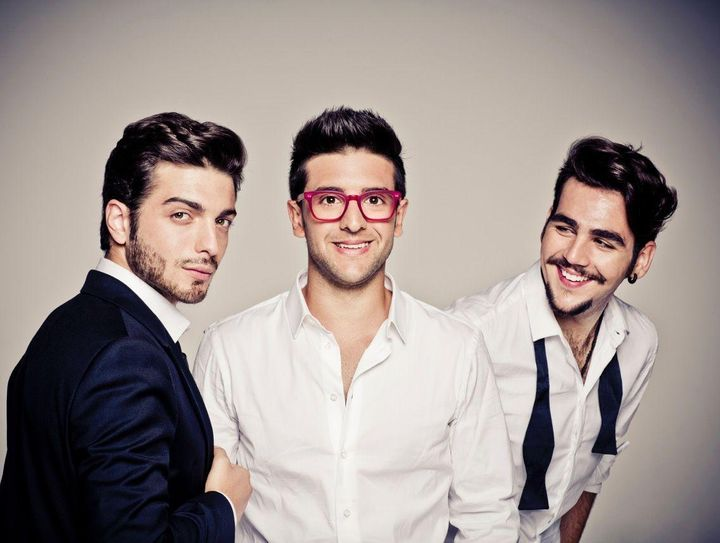 IL VOLO MOVE WITH LOVE