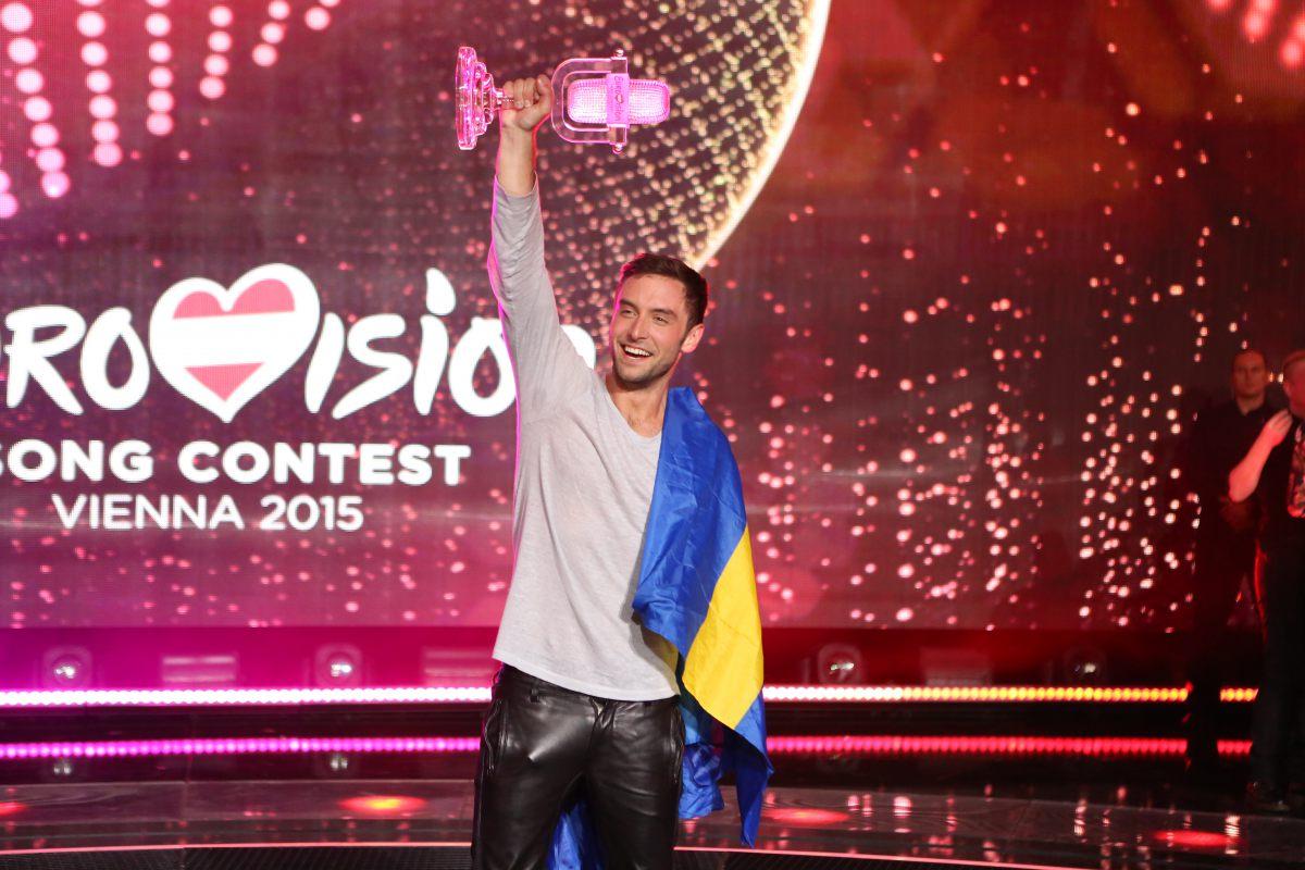 Eurovision 2016: Aftonbladet indicates Måns as next host.