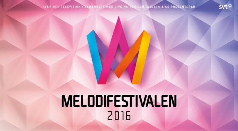 SWEDEN Melodifestivalen 2016 Ticket sale and new logo