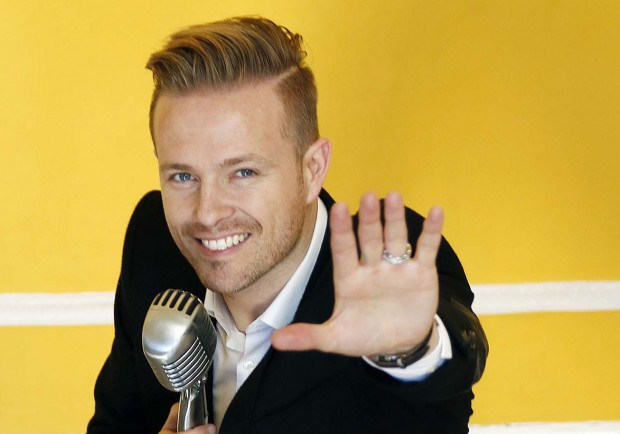IRELAND: Nicky Byrne goes to Stockholm with 'Sunlight'