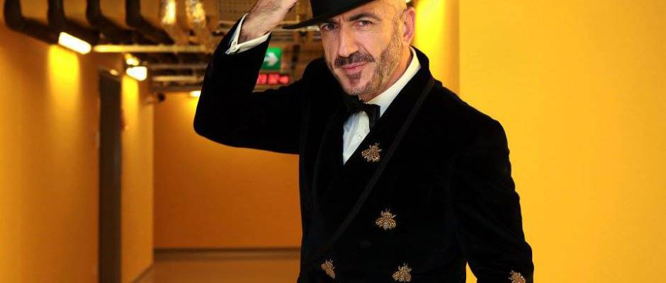 EUROVISION 2016: Serhat to sing in Stockholm for San Marino