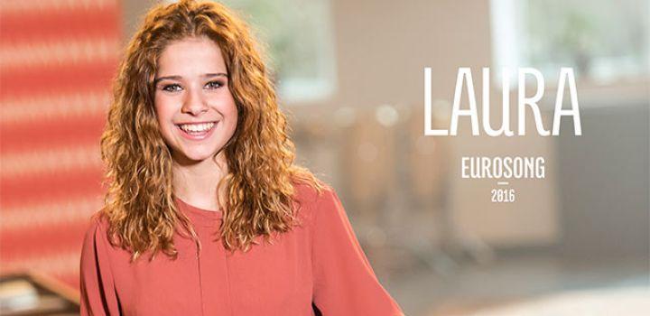 EUROVISION 2016: Laura Tesoro for BELGIUM!