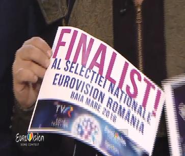 Romania:  Selecţia Naţionala semi results