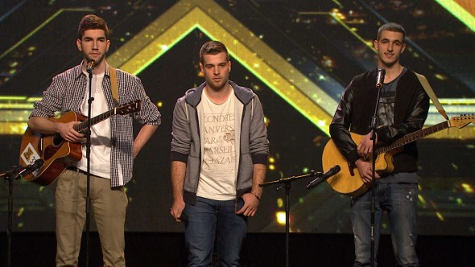 Montenegro: Highway go to Stockholm with 'The Real Thing'