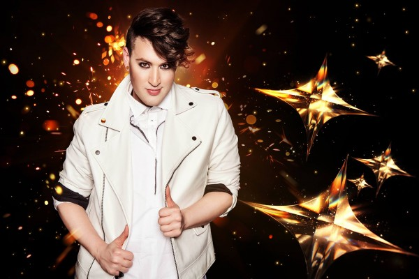 Israel: Hovi Star goes to Stockholm with 'Made of Stars'