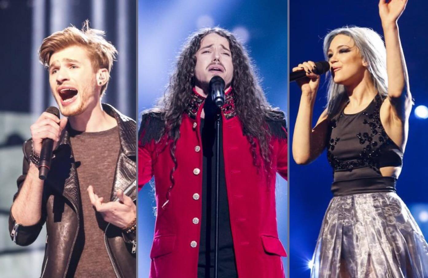 2nd Rehearsal: Latvia – Poland – Switzerland