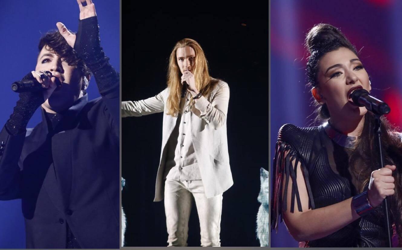 2nd Rehearsal: Israel, Belarus, Serbia