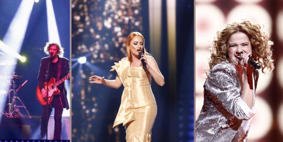 2nd rehearsal: Georgia – Albania – Belgium