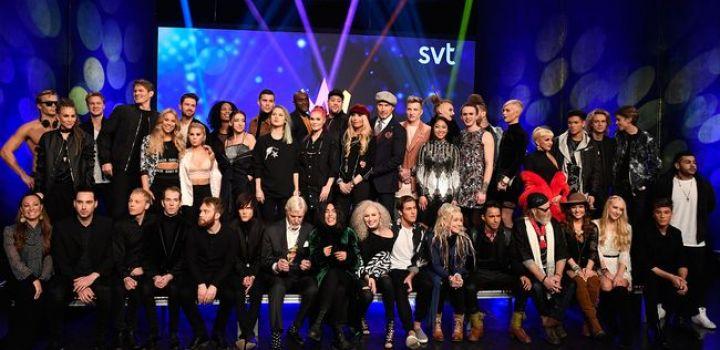 Sweden: Melodifestivalen 2017 – Running Order