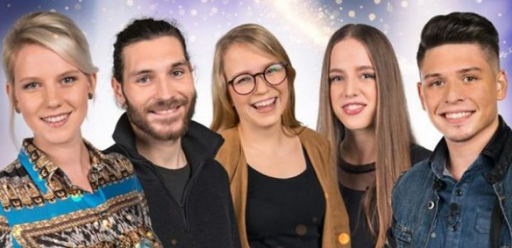Germany: Unser Song 2017 – The 5 finalists