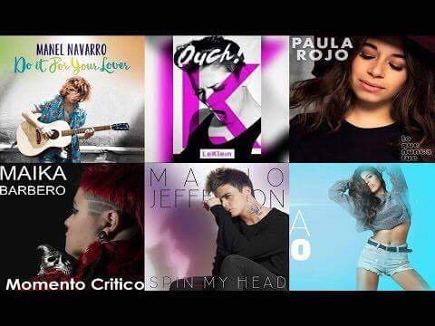 Spain 2017: The 6 candidate songs for Objetivo Eurovision