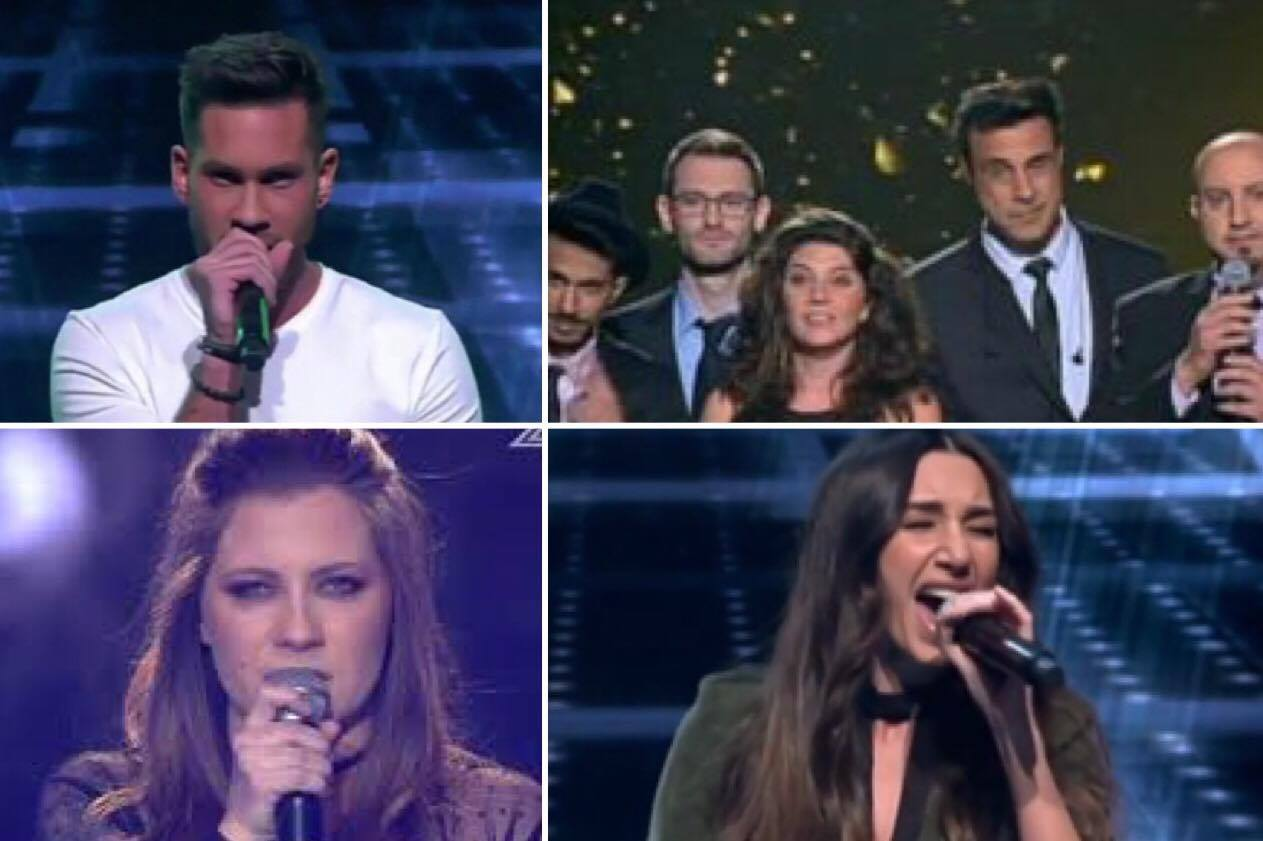 Israel: National selection reaches its final 4 contestants for Eurovision 2017.
