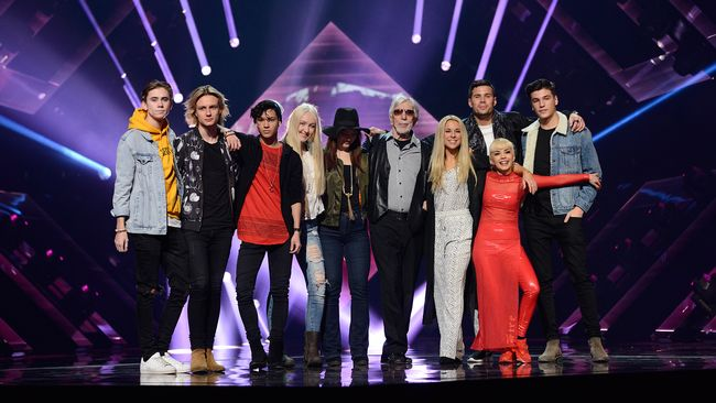 Sweden 2017: Tonight the third-semi final of Melodifestivalen