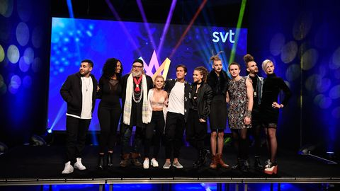 Sweden 2017: Tonight the Second semifinal of Melodiefestivalen