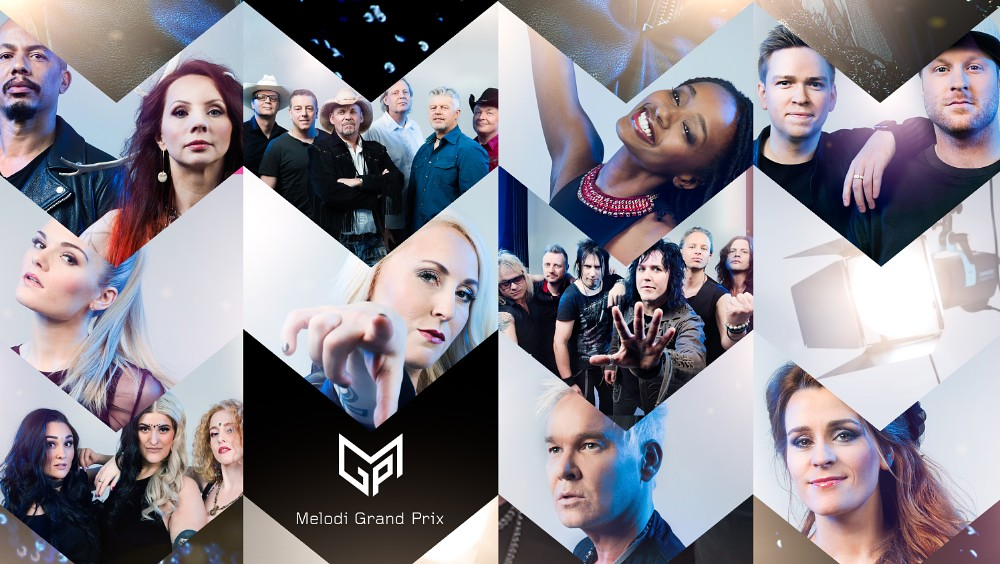 Norway: Listen to the full version of the 10 Melodi Grand Prix final songs.