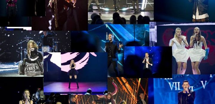 Lithuania: Results of Eurovizija's 2017 5th Show.