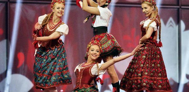 Poland: The 10 finalist of Krajowe Eliminacje 2017.