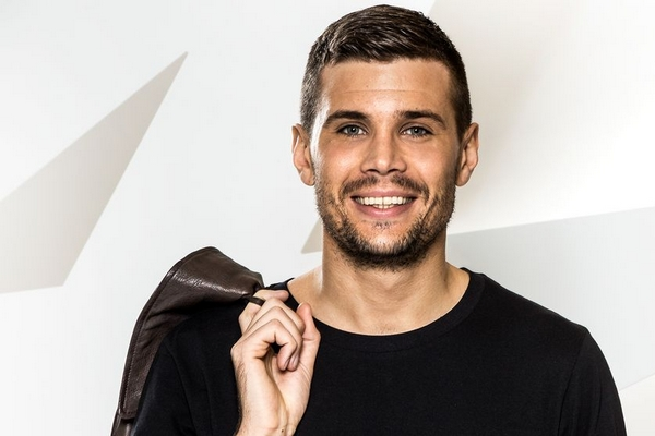 "Sweden 2017: Robin Bengtsson goes to Kiev with the song ""I Can't Go On""."