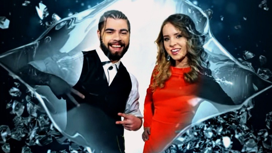 "Romania 2017: Ilinca and Alex Florea goes to Kiev with the song ""Yodel It!""."