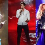 Second Rehearsal for Denmark, Ireland and San Marino