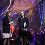 "Portugal wins 2017 Eurovision Song Contest with Salvador's song  ""Amar pelos Dois""."