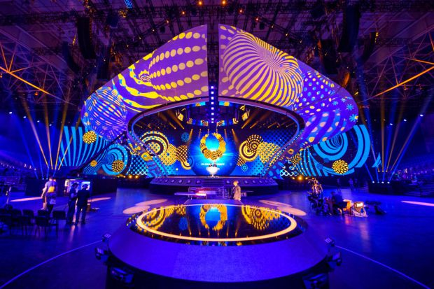 Eurovision 2017: First Semi Final Dress Rehearsal ongoing – 1st Semi Final Jury Show Tonight.