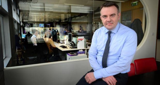 Former RTE leader Noel Curran new EBU general director.