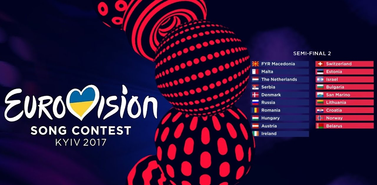 Eurovision 2017: The 10 Qualifiers from the Second Semi Final!