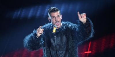 Francesco Gabbani reaches 150 million views for Occidentali's Karma