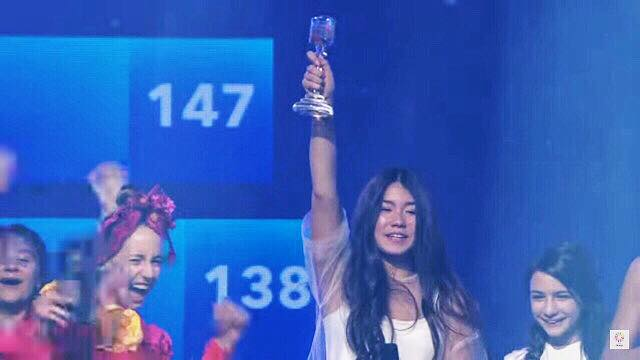 Russia wins Junior Eurovision Song Contest 2017 with Polina!!!