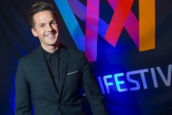 Melodifestivalen: David Lindgren to host the Shows