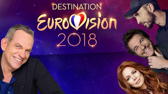 France: Tonight the 1st Semi Final of Destination Eurovision 2018.