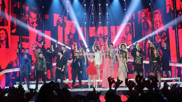 Spain: All finalists of Eurovision Gala decided.