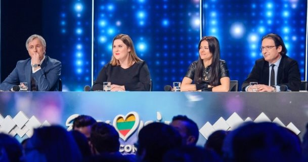 "Lithuania: Tonight the second round of ""Eurovizijos 2018"""