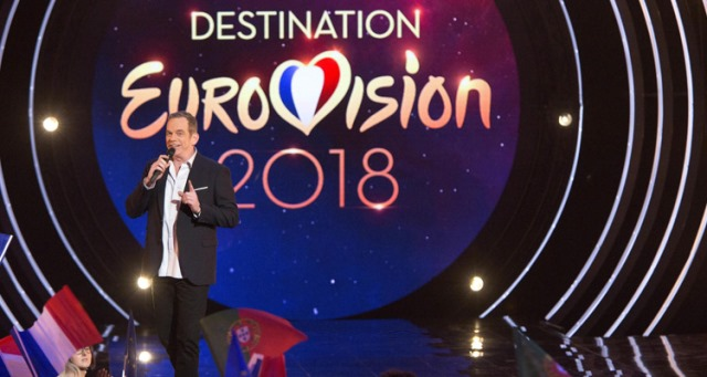 """France: Tonight The Grand Final of """"Destination Eurovision 2018""""."""