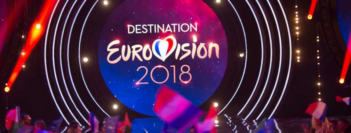 France: The Destination Eurovision 2018 Semi Final 1 results.